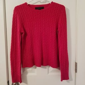 Red Express cashmere blend sweater